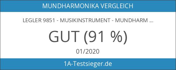 Legler 9851 - Musikinstrument - Mundharmonika