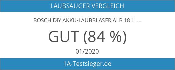 Bosch DIY Akku-Laubbläser ALB 18 LI