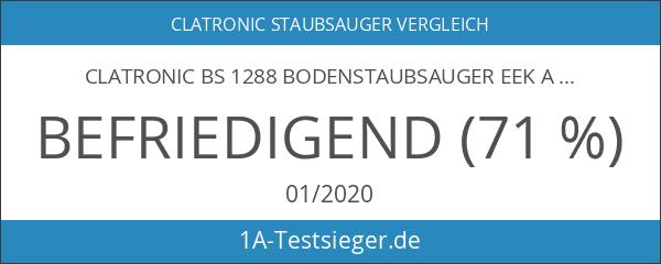 Clatronic BS 1288 Bodenstaubsauger EEK A