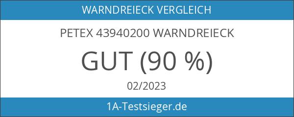 Petex 43940200 Warndreieck