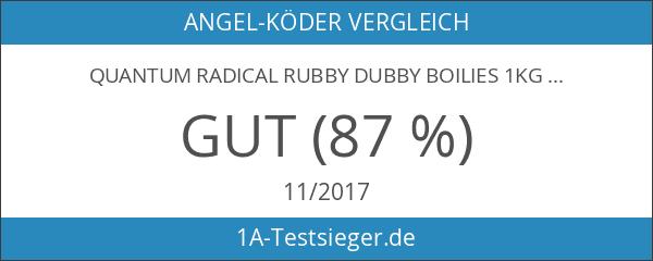 Quantum Radical Rubby Dubby Boilies 1kg