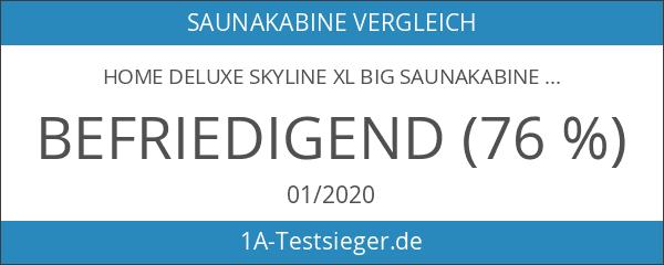 Home Deluxe Skyline XL BIG Saunakabine