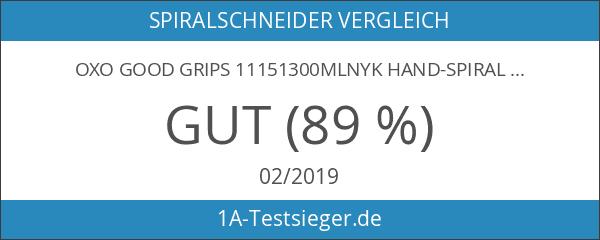 OXO Good Grips 11151300MLNYK Hand-Spiralschneider