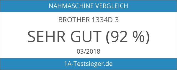Brother 1334D 3
