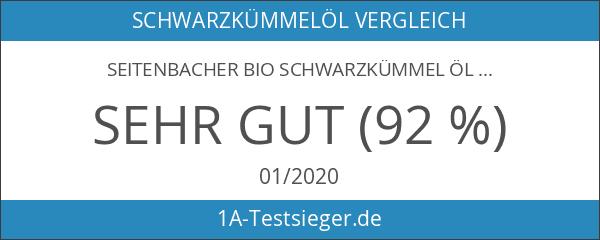 Seitenbacher Bio Schwarzkümmel Öl
