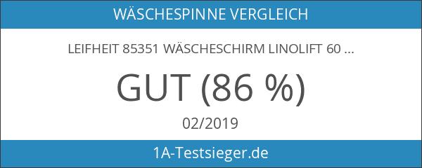 Leifheit 85351 Wäscheschirm LinoLift 600
