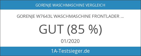 Gorenje W7643L Waschmaschine Frontlader