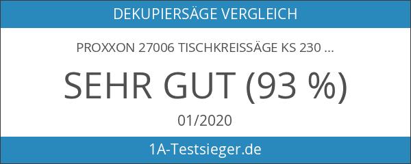 Proxxon 27006 Tischkreissäge KS 230