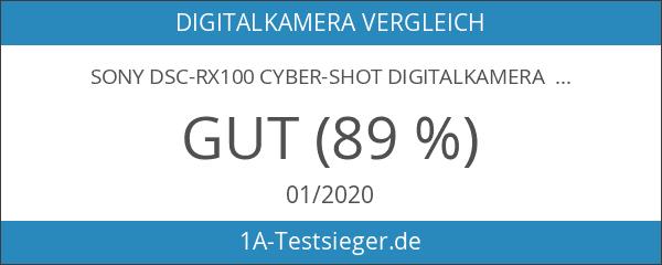 Sony DSC-RX100 Cyber-shot Digitalkamera Display
