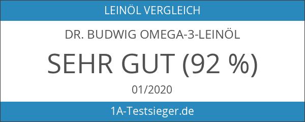 Dr. Budwig Omega-3-Leinöl