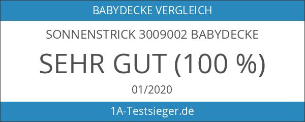 SonnenStrick 3009002 Babydecke