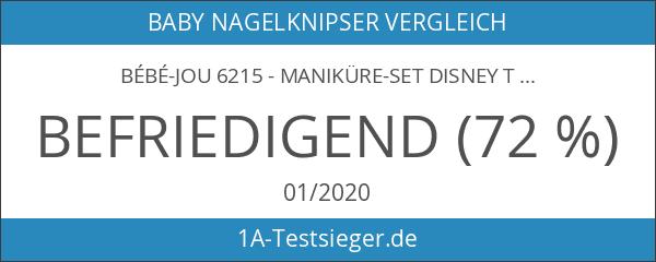 bébé-jou 6215 - Maniküre-Set Disney Tigger Weiß