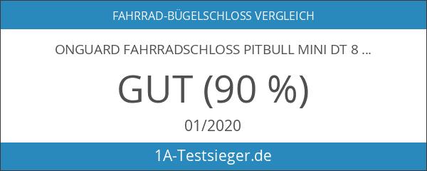 Onguard Fahrradschloss Pitbull Mini DT 8008 Bügelschloss