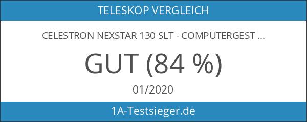 Celestron NexStar 130 SLT - computergesteuertes 130