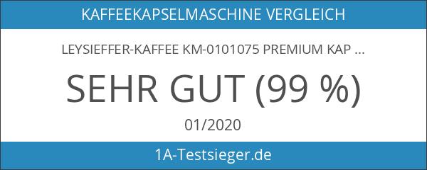 Leysieffer-Kaffee KM-0101075 Premium Kapselmaschine rot