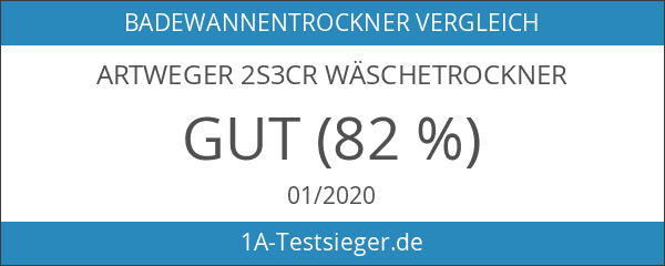 Artweger 2S3CR Wäschetrockner