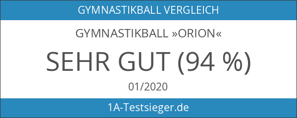Gymnastikball »Orion«