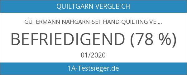 Gütermann Nähgarn-Set Hand-Quilting Vero`s World