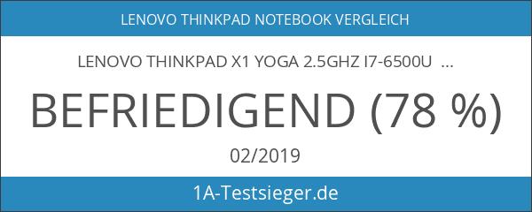 Lenovo ThinkPad X1 Yoga 2.5GHz i7-6500U 35.6cm