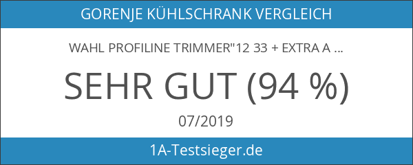 "Rotschopf24 Edition: M O S E R Profiline Haarschneider ""12"
