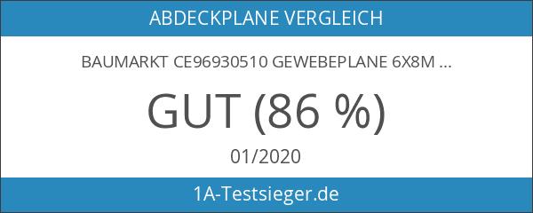 Baumarkt CE96930510 Gewebeplane 6x8m