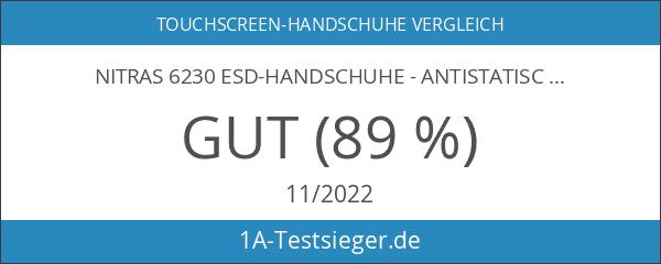 Nitras 6230 ESD-Handschuhe - antistatisch und Touchscreen-fähig