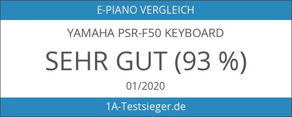 Yamaha PSR-F50 Keyboard