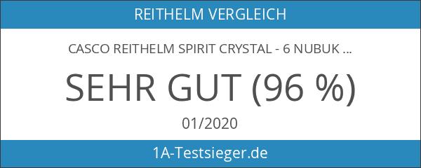 Casco Reithelm Spirit Crystal - 6 Nubuk