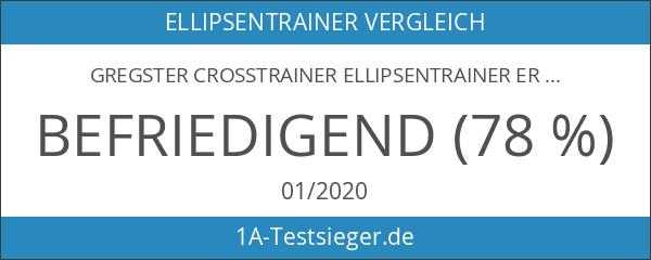 Gregster Crosstrainer Ellipsentrainer Ergometer