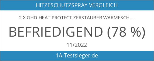 2 x ghd Heat Protect Zerstauber Warmeschutz 120 ml.