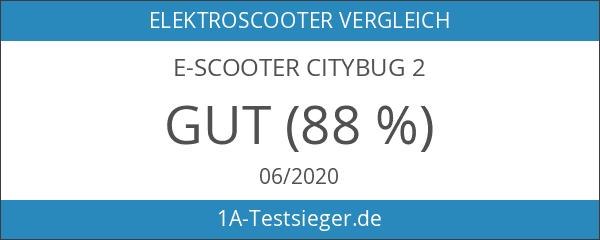 E-Scooter Citybug 2