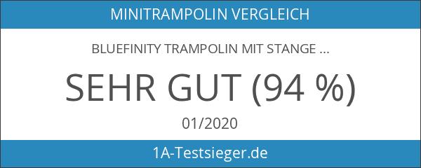Bluefinity Trampolin mit Stange