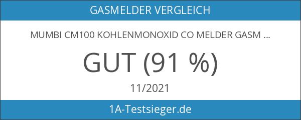 mumbi CM100 Kohlenmonoxid CO Melder Gasmelder