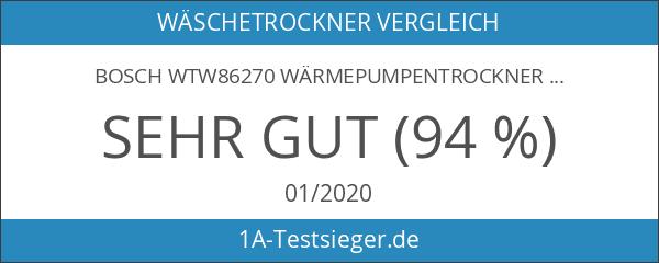 Bosch WTW86270 Wärmepumpentrockner