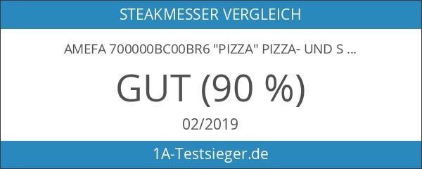 """Amefa 700000BC00BR6 """"Pizza"""" Pizza- und Steakmesser Pizzabesteck"""