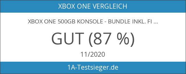 Xbox One 500GB Konsole - Bundle inkl. Fifa 16 und
