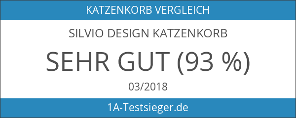 Silvio Design Katzenkorb