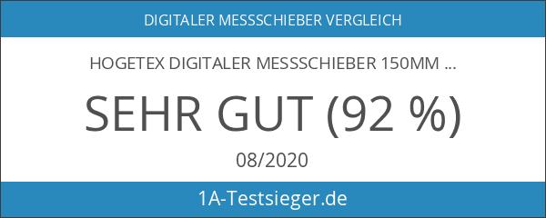Hogetex Digitaler Messschieber 150mm