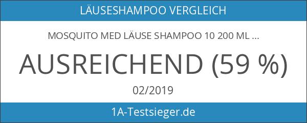 MOSQUITO med Läuse Shampoo 10 200 ml