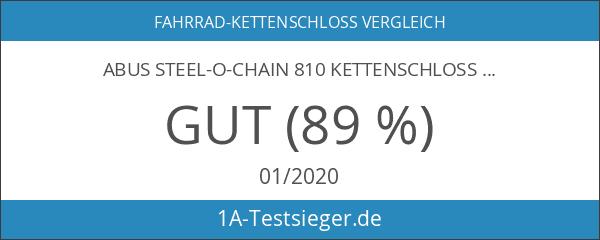 Abus Steel-O-Chain 810 Kettenschloss