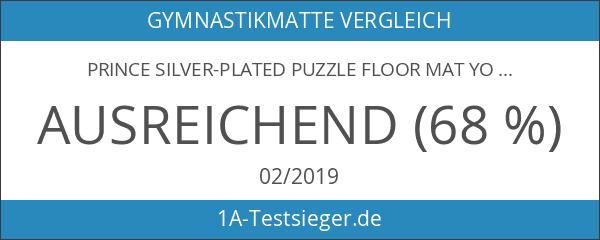 Prince Silver-plated Puzzle Floor Mat Yoga Mat Gym Mat Mat