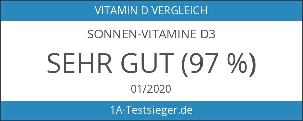 Sonnen-Vitamine D3