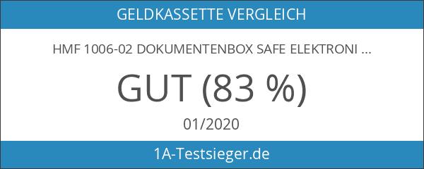 HMF 1006-02 Dokumentenbox Safe Elektronikschloss
