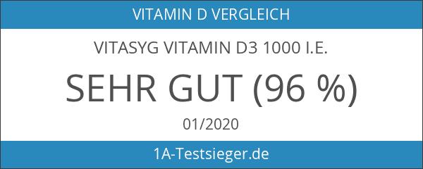Vitasyg Vitamin D3 1000 i.E.