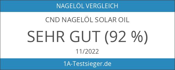 CND Nagelöl Solar Oil