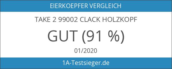 Take 2 99002 Clack Holzkopf