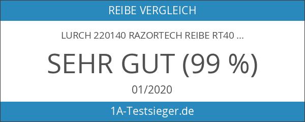 Lurch 220140 RazorTech Reibe RT40