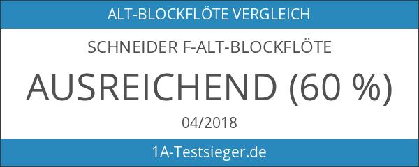 Schneider F-Alt-Blockflöte