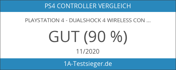 PlayStation 4 - DualShock 4 Wireless Controller