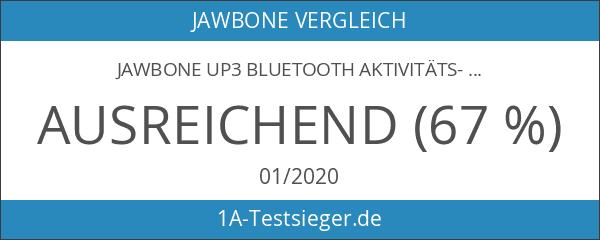 Jawbone UP3 Bluetooth Aktivitäts-